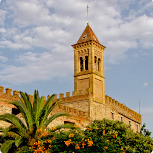 bolgheri - the bell tower