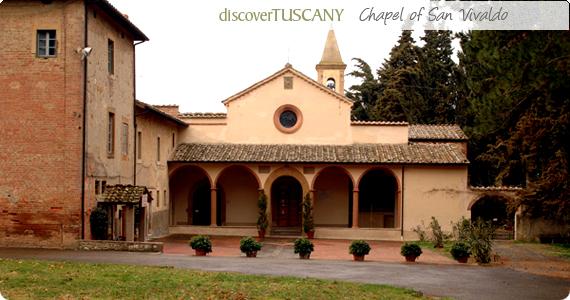 Cappella San Vivaldo