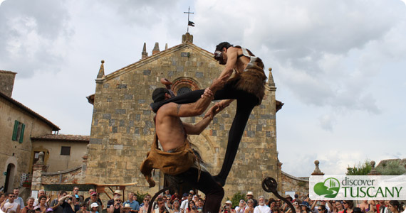 meonteriggioni medieval festival