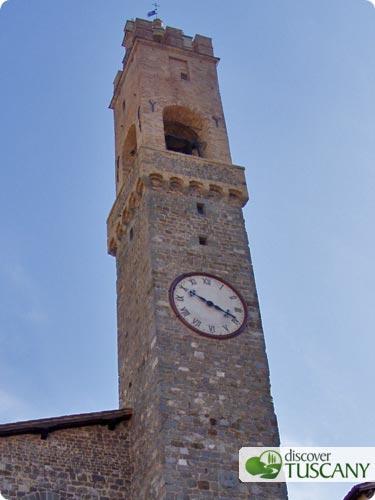 palazzo comunale montalcino