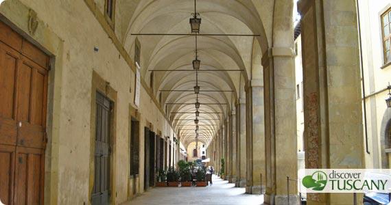 Loggia Vasari
