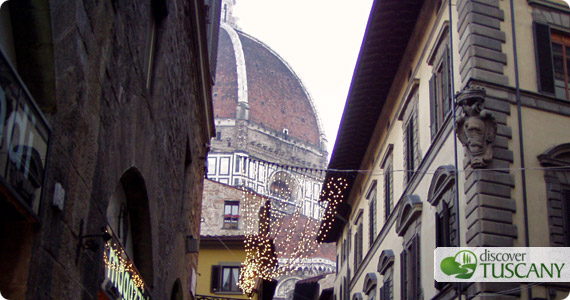 Christmas days in Florence