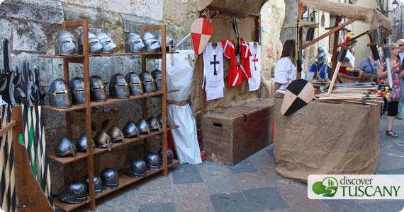 Medieval Play in Colle