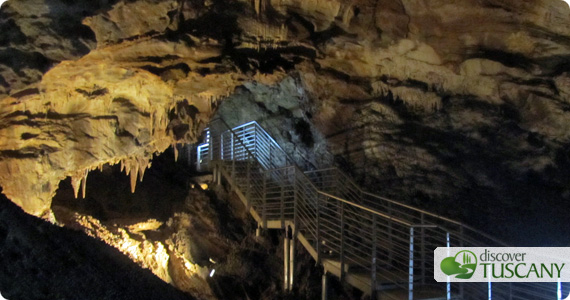 The Antro del Corchia Caves