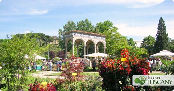 Horticulture Garden in Florence