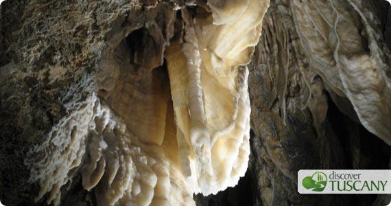 Grotta del Vento in Garfagnana near Gallicano