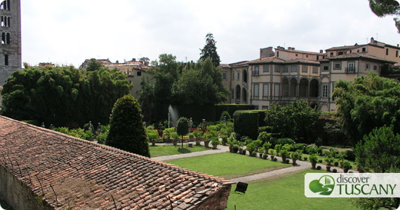 Lucca an idyllic place to live