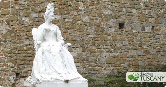 Maria Luisa de Medici, last of the Medici Family