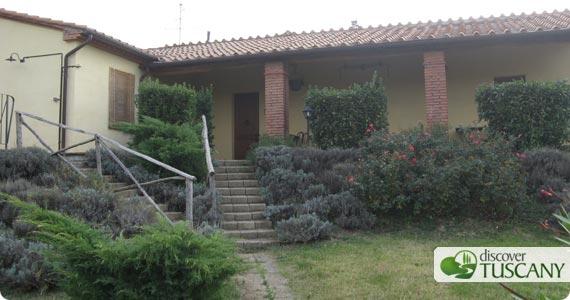 our farmhouse apartment in Maremma, Passo degli Ulivi