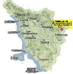 Anghiari Toscana