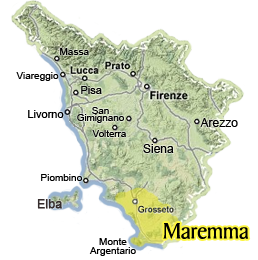 Maremma TuscanyDiscover the Coast and the Hills of Maremma Region