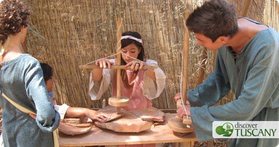 Volterra AD 1398: Medieval Handicrafts