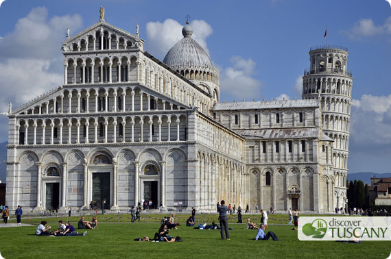 Pisa Square of Miracles