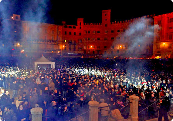 new year siena