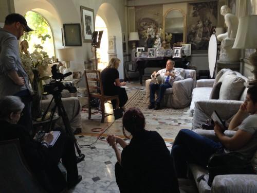 Intervista con Zeffirelli