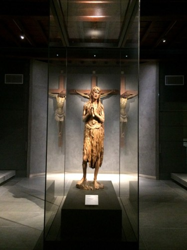 The Penitent Magdalen by Donatello