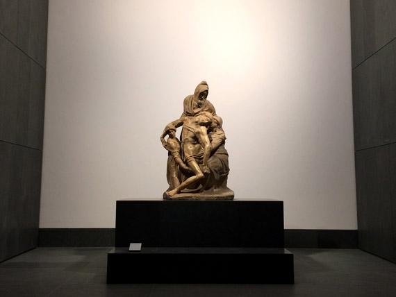 Pietà del Duomo by Michelangelo