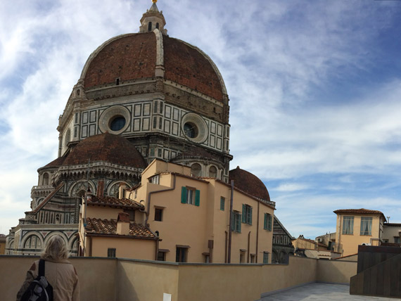 The Terrace of Brunelleschi
