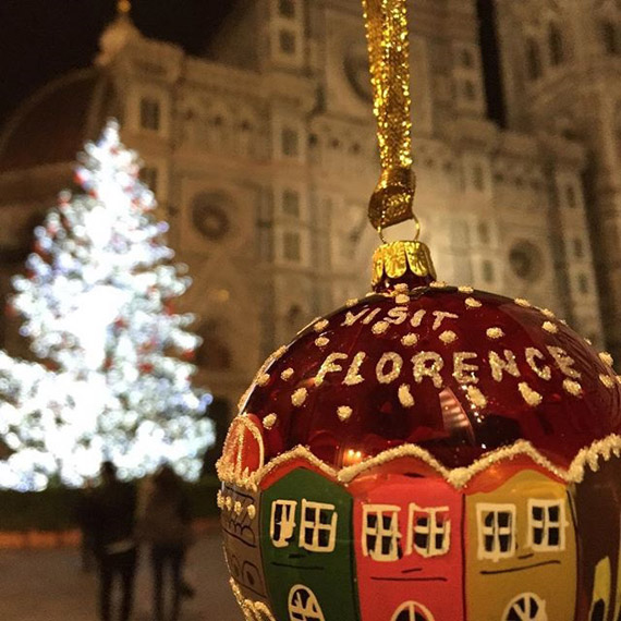Let's celebrate Christmas! - photo credit @visit_florence