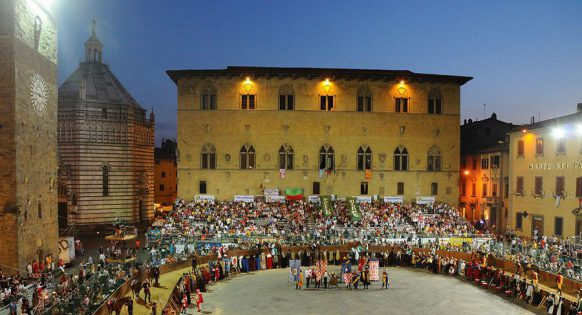 Summer activities in Pistoia this summer