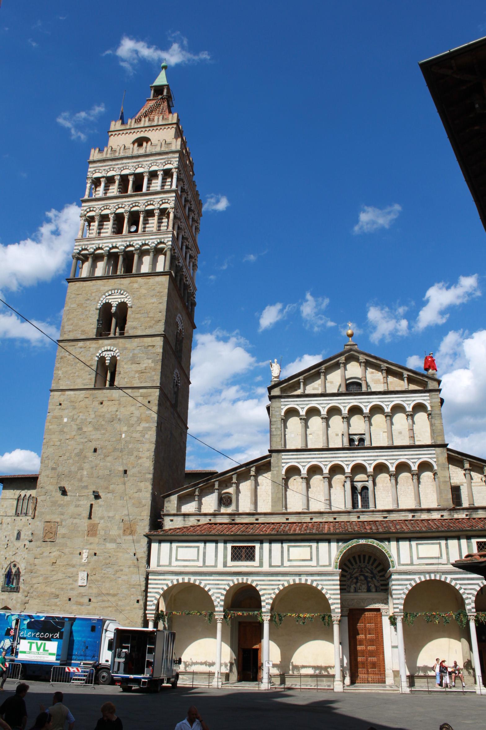 pistoia-duomo - Discover Tuscany Blog