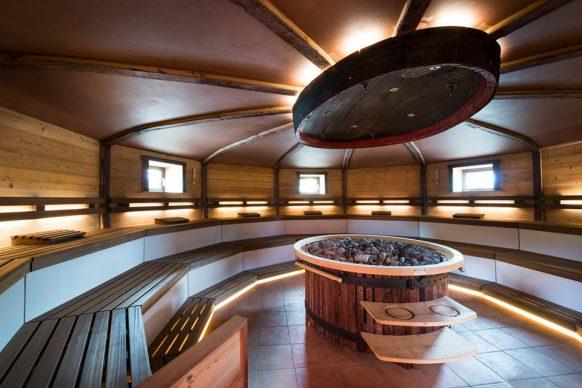 Asmana Sauna, wine thearpy, Florence, Tuscany