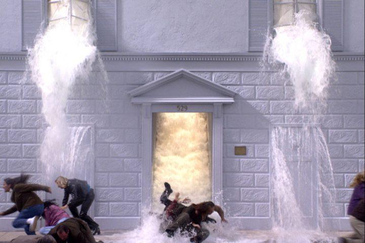 Billa Viola: The Deluge at Palazzo Strozzi