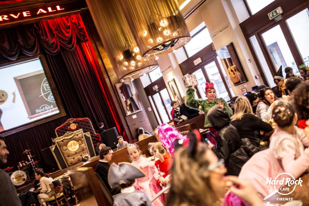 Celebrate Valentine's Day & Carnival at the Hard Rock Cafe ...