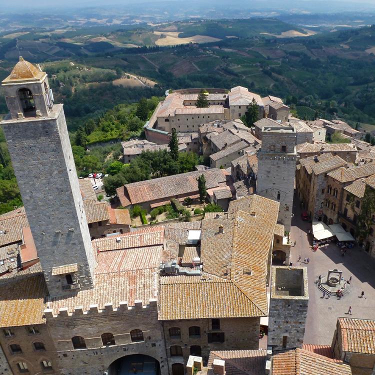 San Gimignano: 5 Top Destinations in Tuscany to visit during Low Season