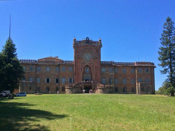 Castello di Sammezzano: A castle in Tuscany to be saved