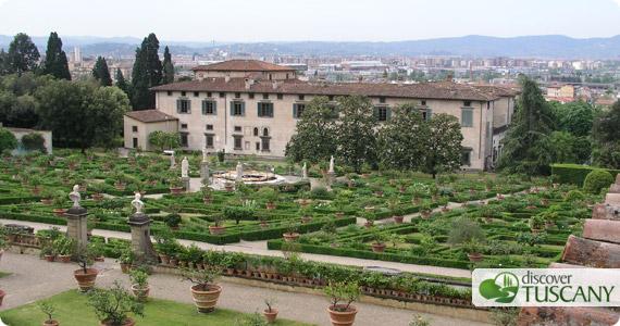Medicean Villa in Florence