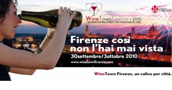 wine town florence